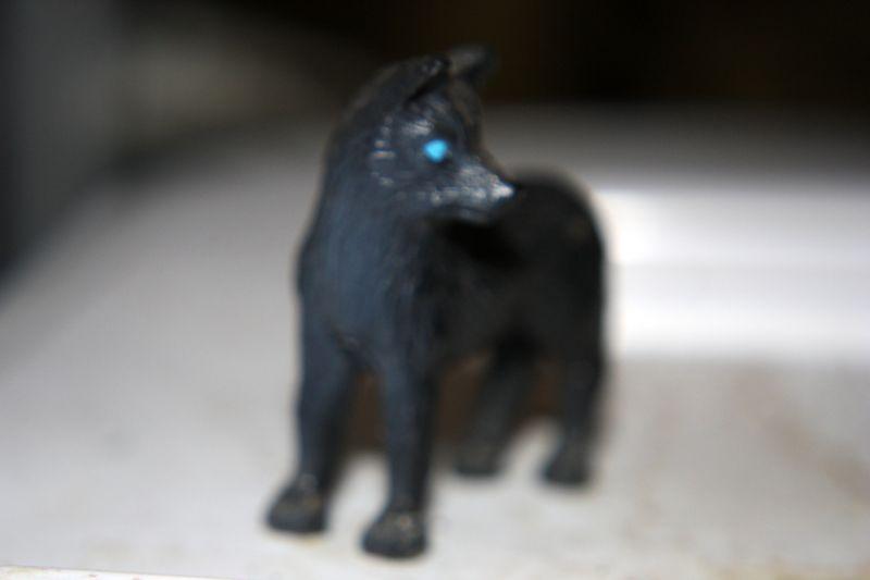 Wolf, memory, bad, marcie vargas