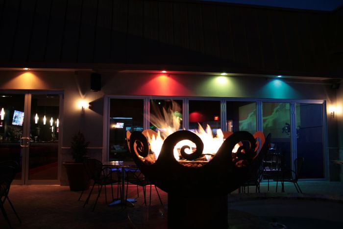 Cafe Onyx firebowl Columbus, OH