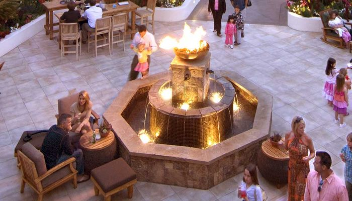 BluEmber-fire-fountain-Rancho Mirage-firebowl-3