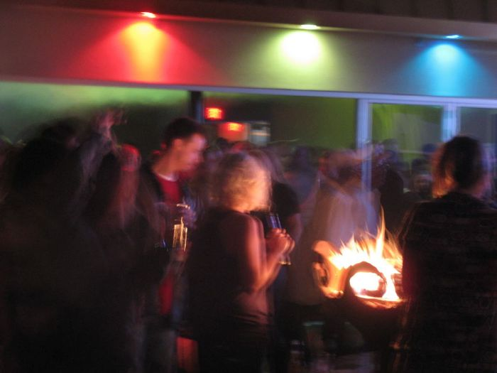 Waves O' Fire Firebowl at Onyx Columbus, OH