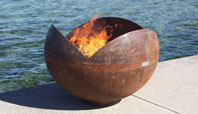 The Firefly Sculptural Firebowl