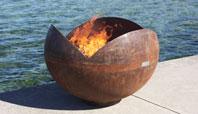 The Firefly Sculptural Firebowl