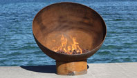 The Meridian Firebowl