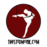 twisted monk