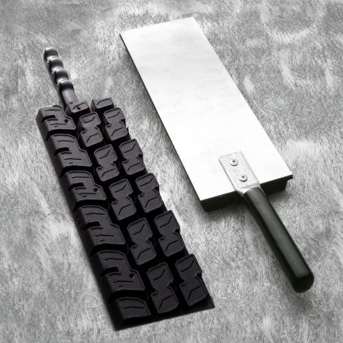 Original BadAss 17 inch rubber spanking Paddle