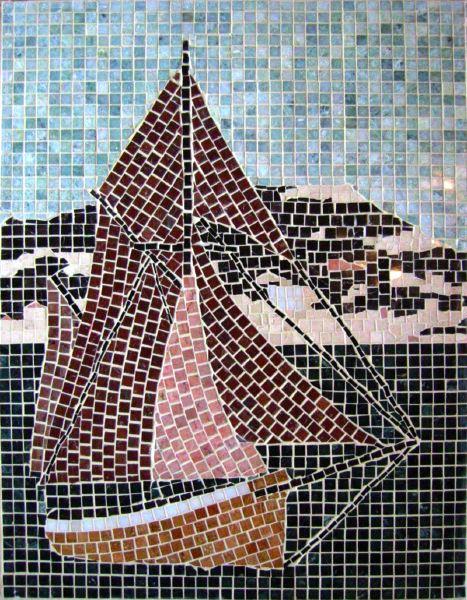 tofftvag marble mosaic