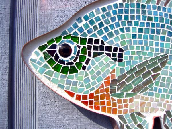Bluegill Glass Mosaic No. 2, 2006