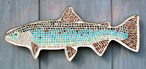 Rainbow Trout Mosaic, 2006